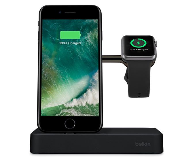 10+ Gift Ideas for iPhone and iPad Owners belkin watch iphone stand