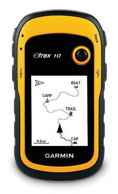 7 Gift Ideas Under $100 for Campers and Hikers camping hiking garmin etrex 10