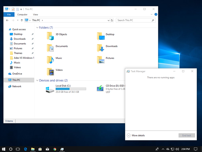 How to Customize Windows 10: The Complete Guide default theme