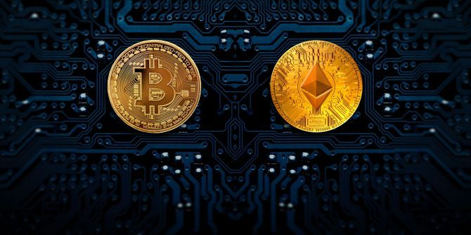 What are the differences between bitcoin and ethereum ccuart Images