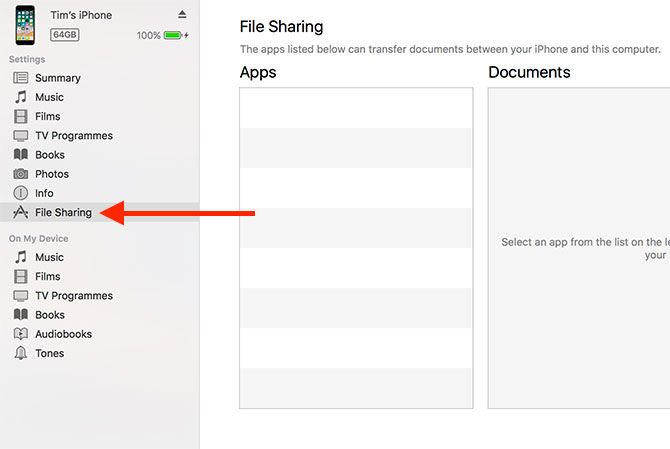 A Complete Beginner's Guide to iOS 11 for iPhone & iPad file sharing