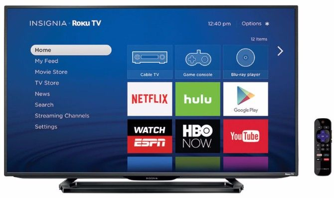 The Best Tech Gifts for Geeks gifts roku tv