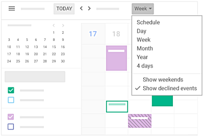 Google Calendar Design : Of google s best new apps and updates you need to know