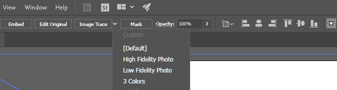 how to convert images to vector in illustrator
