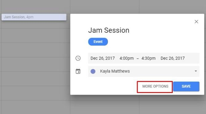 jam sessions and google calendar productivity