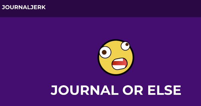 Journal Jerk - Best Journal and Diary Apps