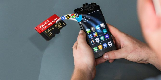 How to Move Android Apps to a Micro SD Card and Clear Space