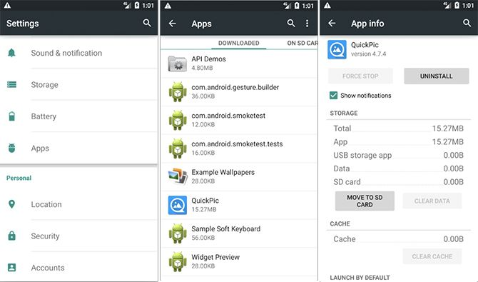 how to move android apps to micro sd card