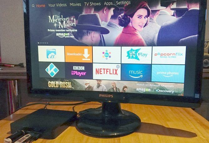 how to turn amazon fire tv stick into fire tv box