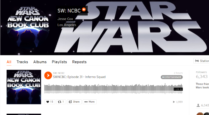 best star wars podcasts