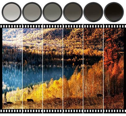 20 Essential Accessories for Any Photography Beginner, Amateur, or Professional neutral density filter
