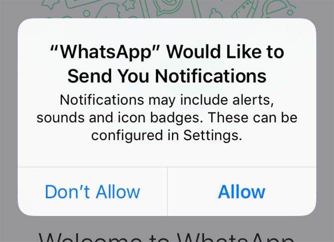 A Complete Beginner's Guide to iOS 11 for iPhone & iPad notification prompt