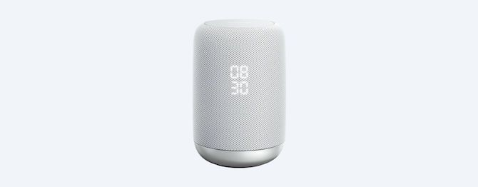 sony google assistant wireless smart speaker