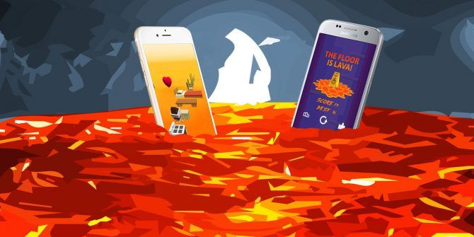 The Best The Floor Is Lava Mobile Games for Android and iOS