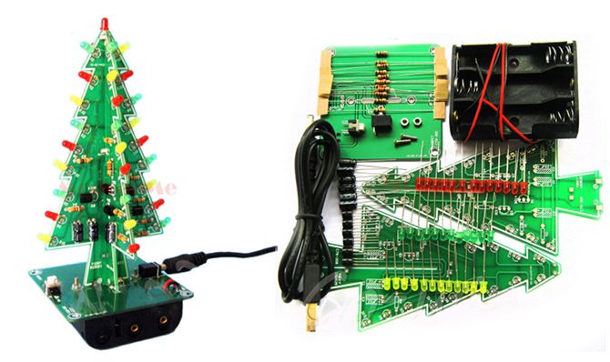 affordable diy christmas electronics projects