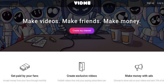 Vidme Shuts Down Because Google and Facebook