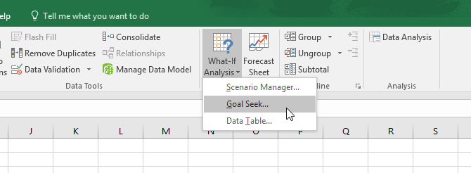 How to Use Excel's Goal Seek and Solver to Solve for Unknown