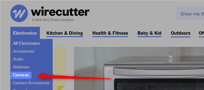 The MakeUseOf Online Shopping Guide wirecutter screenshot internet shopping 670x296