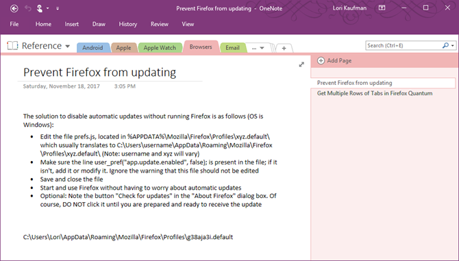 The OneNote FAQ: Answers to Your Note-Taking Questions