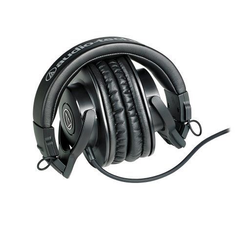 Audio Technica ATh-M30X - best cheap headphones