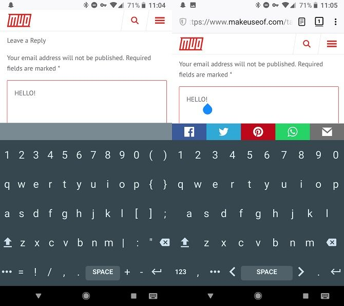 best free open source android keyboards