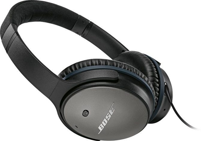 Best Cheap Headphones - Boset QuietComfort 25