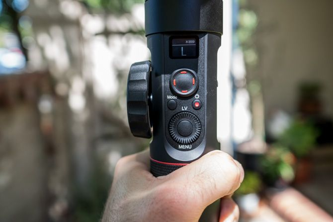 Zhiyun Crane 2 Review: This is How You Get Silky Smooth DSLR Footage DSC01209