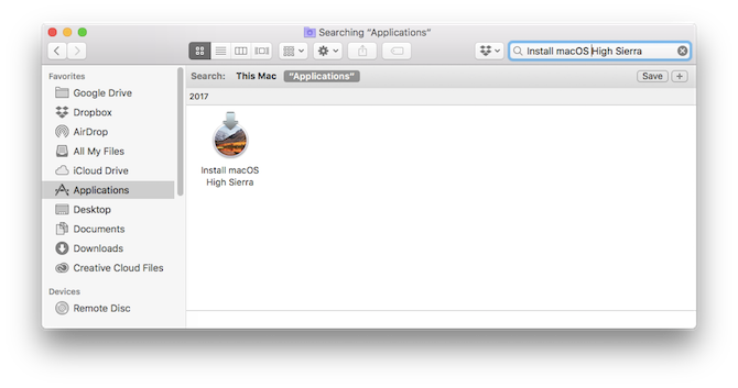 How to Disable Annoying MacOS High Sierra Upgrade Notifications Delete Mac OS High Sierra Update
