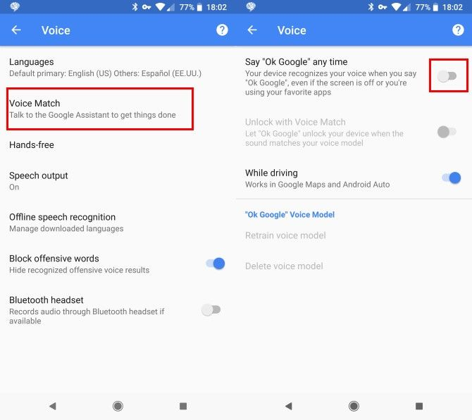 How to Block Google From Listening on Android