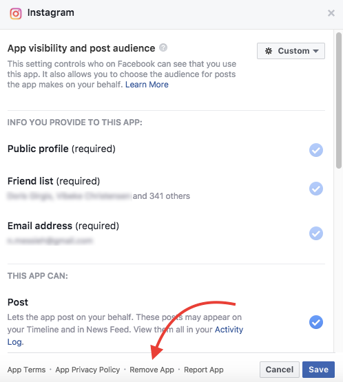 How To Disconnect Your Instagram Account From Facebook
