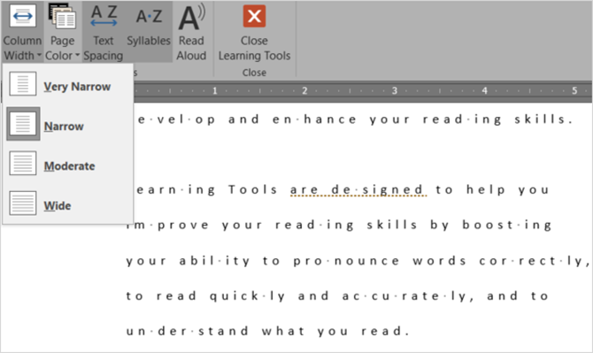 Word Learning Tools