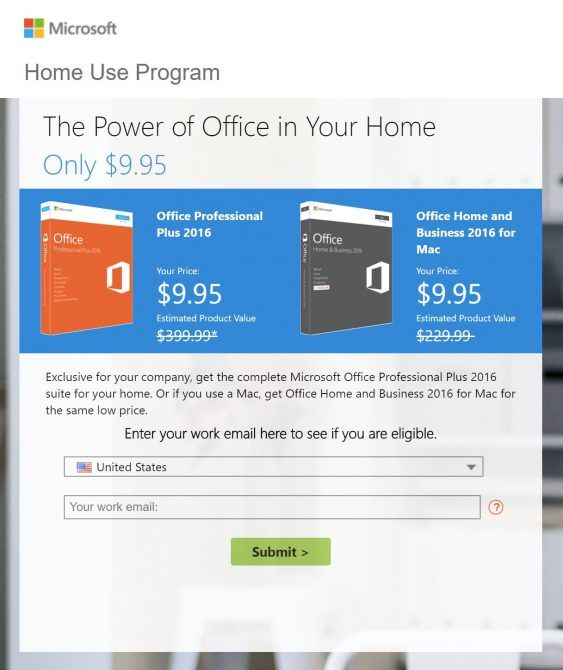 How to Legally Get Microsoft Office Pro Plus 2016 for Under $10