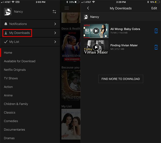 How to Download Movies and TV Shows on Netflix Netflix Download 2