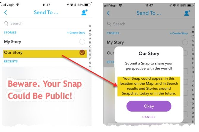 snap map track stop disable privacy