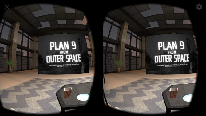 Is It Worth Watching Plex in Virtual Reality? - Plex VR in action