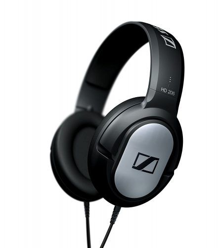 best cheap headphones - Sennheiser HD 206