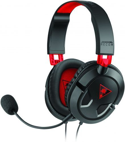 best cheap headphones - Turtle Beach Ear Force Recon 50