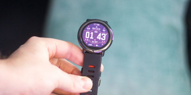 Xiaomi Amazfit Pace Review Solid Smartwatch At A Budget Price