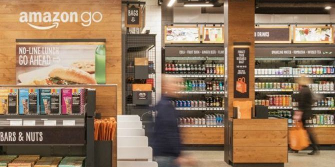 The First Amazon Go Store Opens for Business