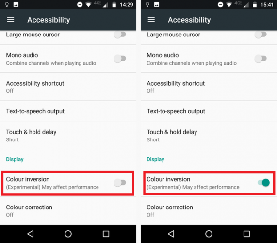 useful android settings you might not know about