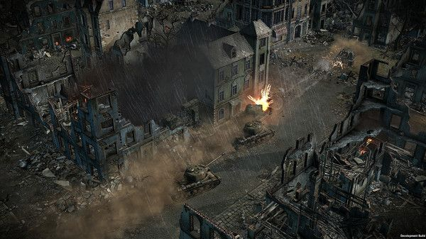 Blitzkrieg 3 World War II RTS game
