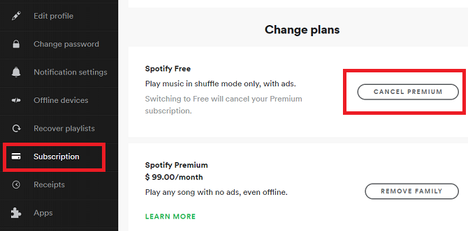 everything you need to know about spotify premium