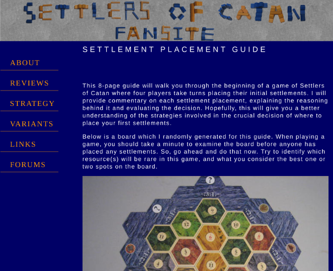 settlers of catan apps tips tricks
