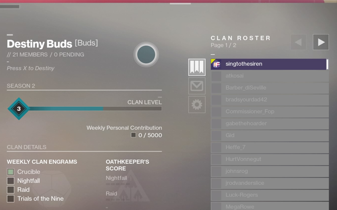 How destiny clans make the game even better destiny clans stopboris Image collections