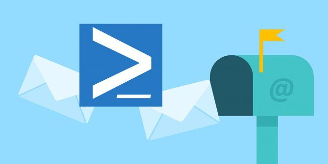 How to Send an Email Using Windows PowerShell