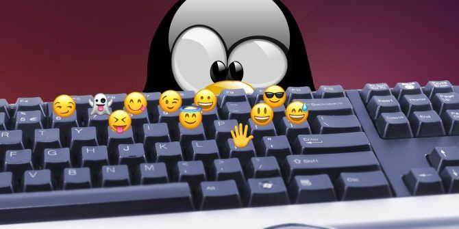 How to Set Up an Emoji Keyboard on Linux