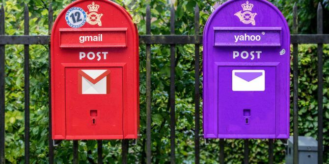 Gmail vs. Yahoo New Mail: Which Is the Best in Class?