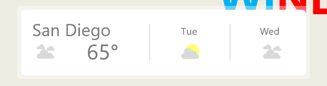 How to Customize Windows 10: The Complete Guide google now weather