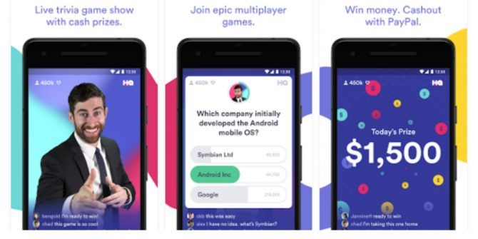 HQ Trivia Is Now Available on Android