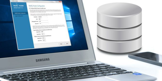 How to Install a MySQL Database on Windows